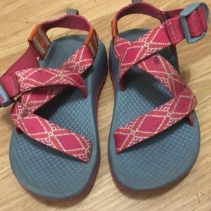 Chacos sandals child size 11